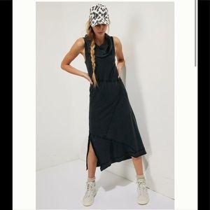 NWT Anthropologie Shara cowlneck dress